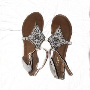 Boho XOXO Sandals